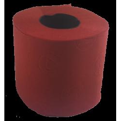 Toilettenpapier rot