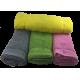Handtücher gelb