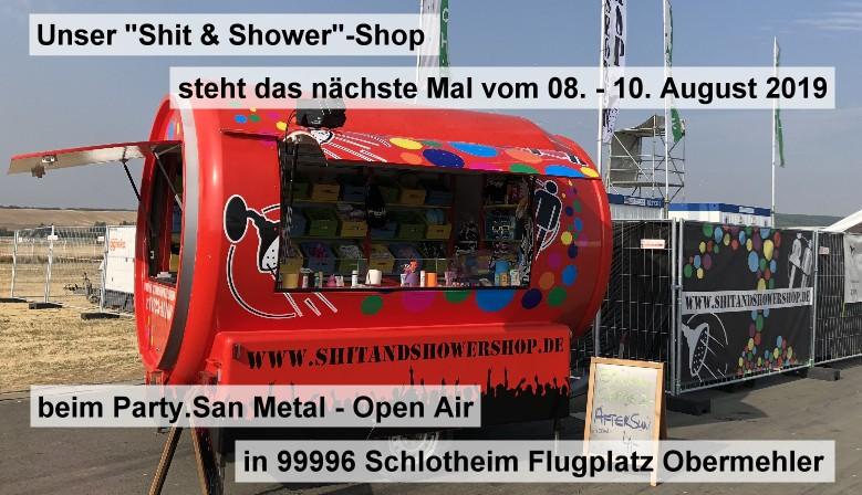 Shit & Shower Shop